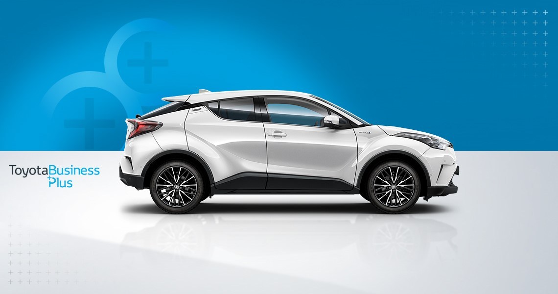 Toyota C-HR Hybrid Business